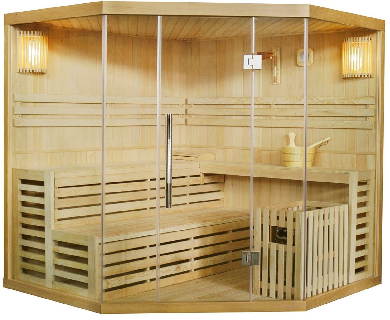 Sauna Test Titelbild