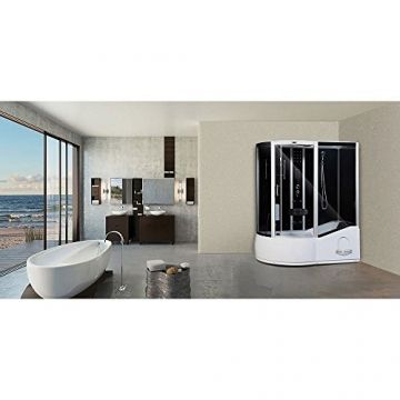Home Deluxe ALL IN 4in1 Dampf Sauna Dusche