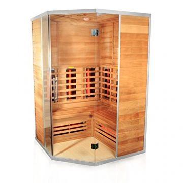 "Infrarotkabine ""Teneriffa"" Infrarot Sauna"