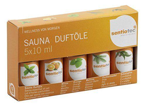 Finnline 12-teiliges Sauna Zubehör Set