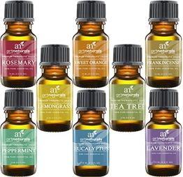 Art Naturals Top 8 Ätherische Öle