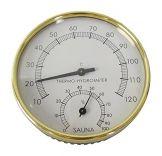 Relsuna Sauna Thermometer und Hygrometer