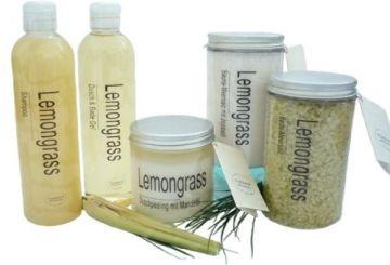Sauna Salz Lemongrass