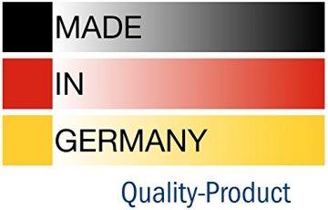 TFA Dostmann Sauna-Thermo-Hygrometer (Metall)
