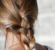 Haare Saunagang