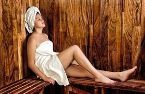 Vorteile für die Haare durch Saunagänge