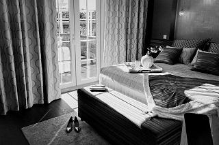 einrichtungstipps f r die erholung im schlafzimmer nach dem saunagang. Black Bedroom Furniture Sets. Home Design Ideas
